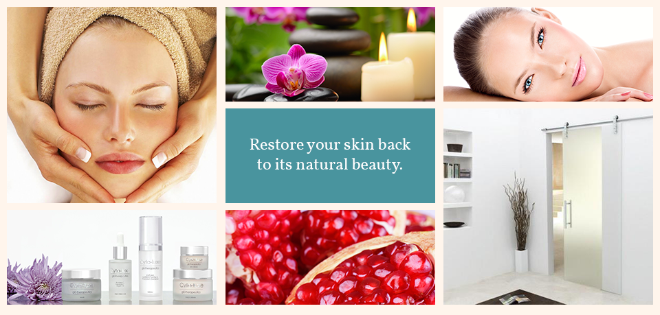 Restore your skin back to its natural beauty.