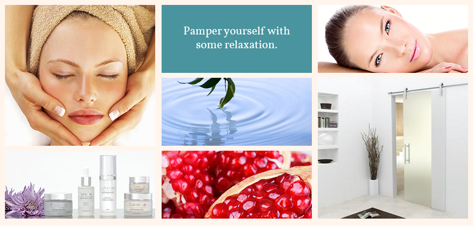Pamper yourself with some relaxation.